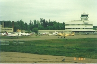 Хельсинки. Аэропорт Мальми.