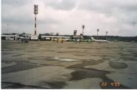 На стоянках Гданьска.