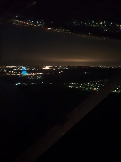 Ночью особенно красиво и завораживающе...