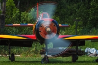 Пилотажный Як-52