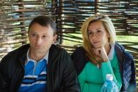 Огарев О.А. с супругой