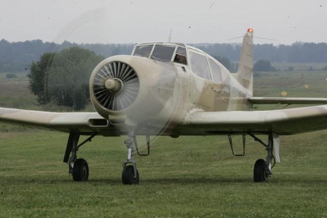 ЯК-18Т RA-44285.