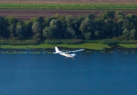 Cessna-172S возвращение из Коломны