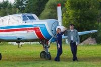 Пилоты в гостях