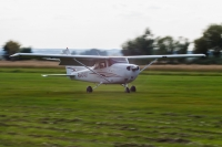 Посадка Сessna-172